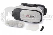 Очки виртуальной реальности VR BOX 2.0 качество  А  с пультом